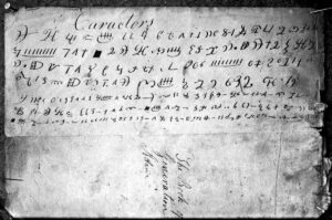 MacKay Characters Document - Hicks Collection