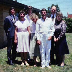Arlin E. Nusbaum, Mission - 1983